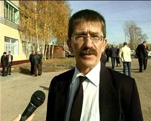 Редактор газеты «Природа Алтая» Сергей Малыхин