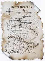Карта Тигирека