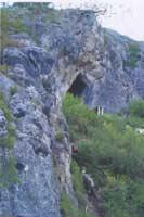 Подъем в пещеру Страшная. Фото: С.А. Бондаревская