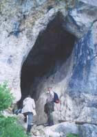 Пещера Страшная.  Фото: С.А. Бондаревская