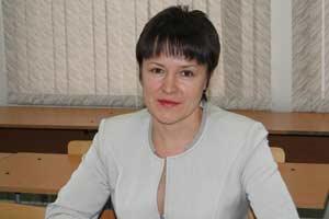 Ирина Гефке, секретарь учёного совета