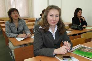 Татьяна Байкалова, зав. каф. геодезии и картографии