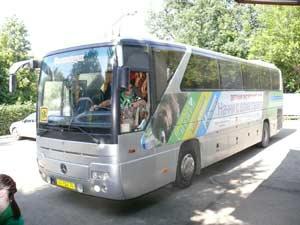 Автобус экспедиции «Начни с дома своего»