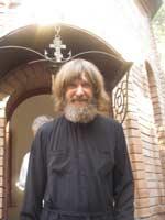Федор Конюхов стал священником Фото Михаила Сердюкова