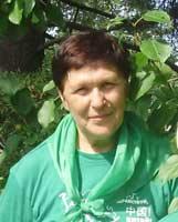 Галина Ивановна Боровских