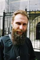 Отец ЗИНОН в Вене. Фото Михаила Сердюкова