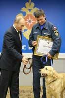 Путин, Серега и Чарли