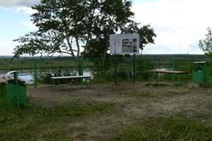 Лагерный сад