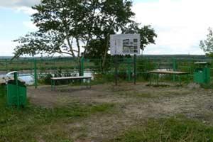 Терренкур в Лагерном сад