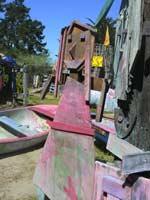 принцесса на детской площадке