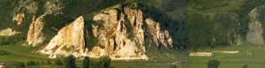 Общий вид на Большой и Малый Монастыри Фото П. Голякова