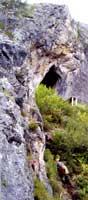 Подъем в пещеру Страшная. Фото С. Бондаревской