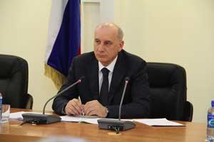 Первый заместитель Губернатора Алтайского края Сергей Александрович ЛОКТЕВ