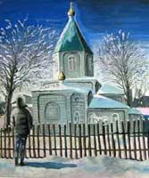 Никита Каменев, 13 лет «Наедине»