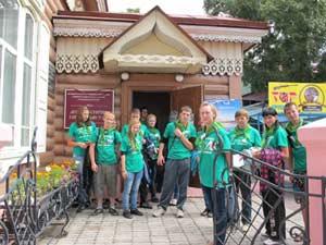 До Улан-Удэ добралась наша детская экспедиция «Начни с дома своего»