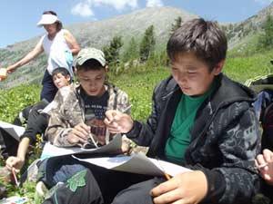 Сотрудники Катунского биосферного заповедника активно провели лето