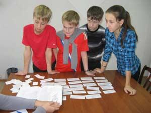 Победители конкурса – команда Лицея №101
