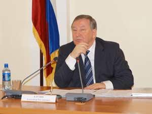 5 февраля прошло первое заседание Общественного совета по вопросам экобезопасности при Губернаторе края