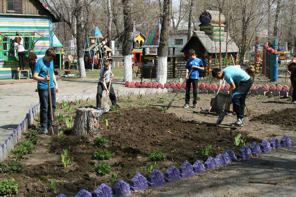 Впервые городские парки отдыха в Рубцовске будут открыты в течение всего зимнего сезона