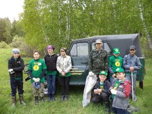 Всемирный день окружающей среды в заказнике «Панкрушихинский»