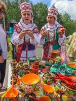 День России на «Бирюзовой Катуни»