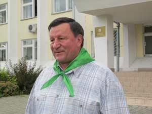 Глава Алтайского района Виктор Коршунов