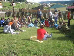14 Клубов друзей WWF Алтае-Саянского экорегиона собрались в Катунском биосферном заповеднике