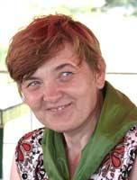 Организатор акции в Суетке Татьяна Грекова