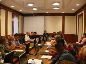 совещание егерей краевого государственного бюджетного учреждения (КГБУ) «Алтайприрода»