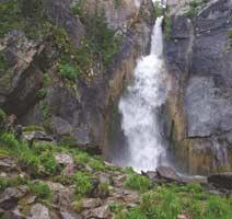 Заказник каскад водопадов на реке Шинок