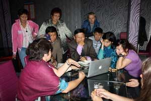 этно-экологический тур для делегации из Республики Алтай