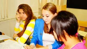 IV городская студенческая научно-практическая конференция, посвященная проблемам охраны окружающей среды в Алтайском крае