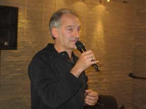Французский фотограф, музыкант и режиссер Филипп Буржуа Тристан