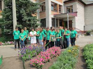 Во время экспедиции «Начни с дома своего» юные экологи Алтайского края побывали в Детском эколого-биологическом центре Бийска