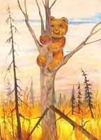 Рисунок Анастасии Гаврилиной