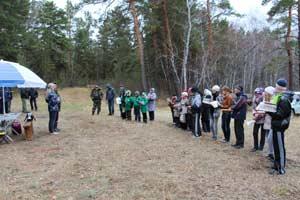 Экотропа в Егорьевский