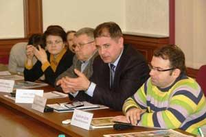 «Круглый стол» на тему «Перспективы создания зон (парков) здоровья в Алтайском крае»
