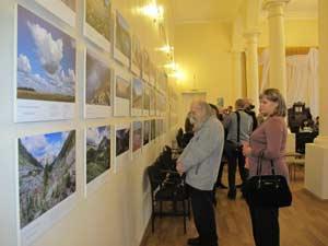 В Государственном музее истории литературы, искусства и культуры Алтая открылась фотовыставка «Живая природа Алтая»