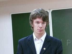Эколог года России Андрей Баздырев