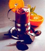 Горячий шоколад апельсиновый