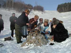 Чага-Байрам – Новый год алтайского народа
