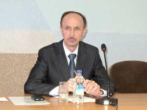 Начальник Главного управления природных ресурсов и экологии Алтайского края Владимир Попрядухин
