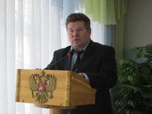 Начальник отдела Управления Росприроднадзора по Алтайскому краю и Республике Алтай Сергей Налимов