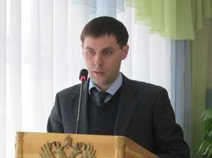 Начальник отдела организации охотничьего хозяйства Максим Катернюк