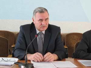 Заместитель Губернатора Алтайского края Александр Лукьянов