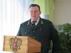 Начальник отдела лесовосстановления и защитного лесоразведения управления лесами Алтайского края Игорь Дегачев