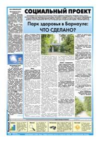 16 страница. Социальный проект