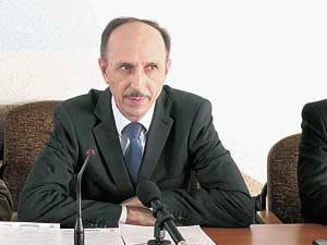 Владимир Попрядухин, начальник Главного управления природных ресурсов и экологии Алтайского края