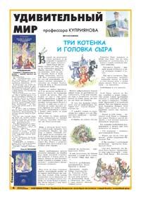 30,31 страница. Удивительный мир профессора Куприянова