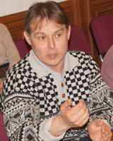 Виталий Викторович Гычев, народный мастер Алтайского края, член Общественной палаты Алтайского края